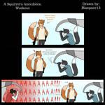 A squirrel's anecdotes - Workout