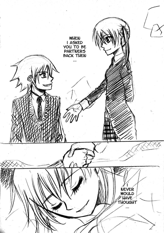 Soul Eater Mini-Doujinshi: Memories page 1 by nayght-tsuki