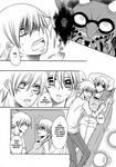 Soul Eater Doujinshi: Doubts Page 09/18