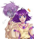 Zelgadis and Amelia