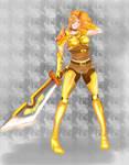 Dragonwarrior by kalitarq