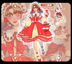 [OPEN] Choco-sweet girl by Baepsee