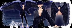 [OPEN] Black Swan (BTS fandom adopt) by Baepsee