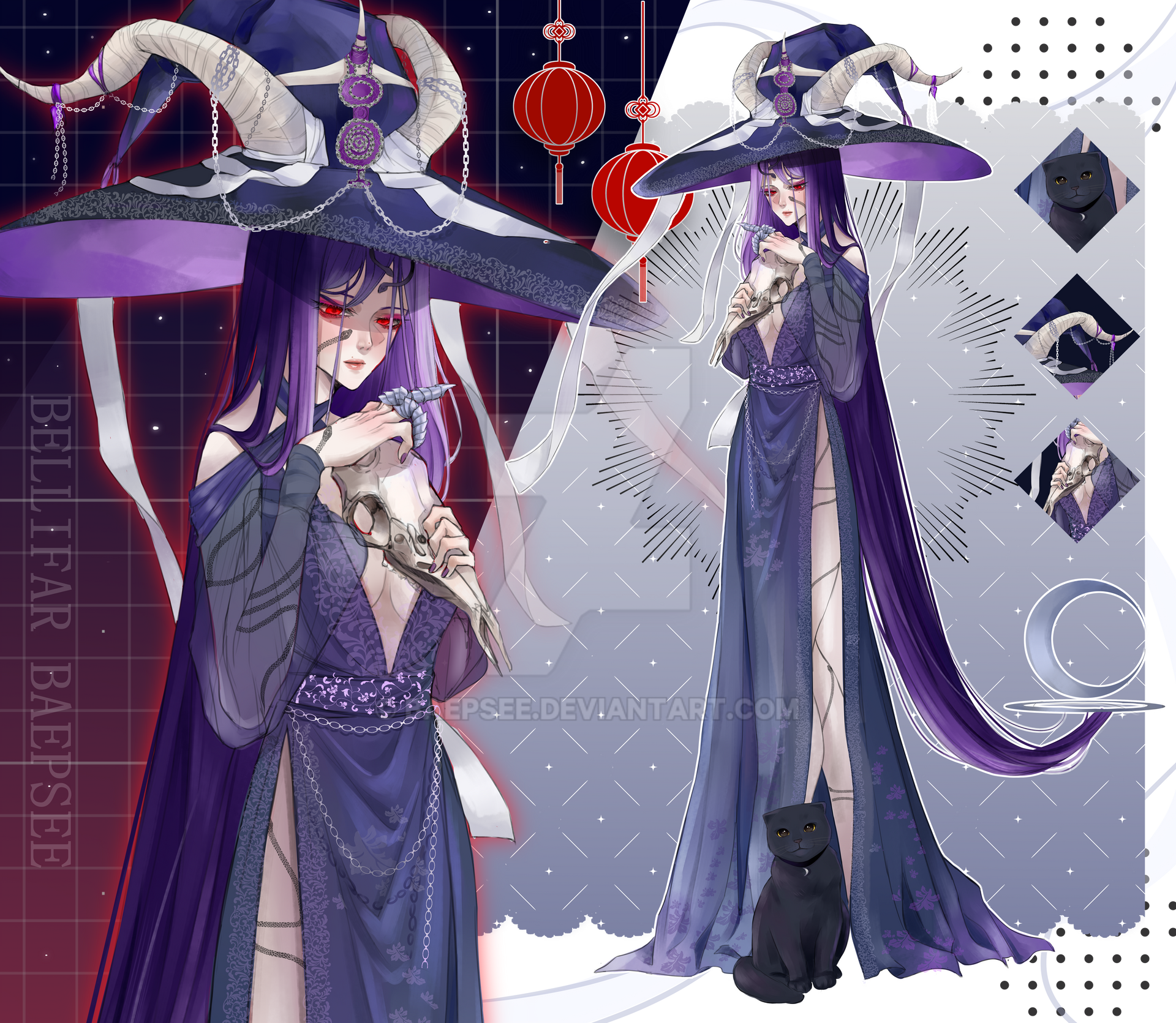 ADOPTABLE AUCTION / WITCH / [CLOSED]