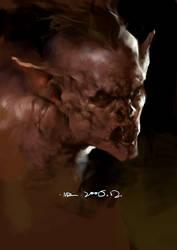 vampire by zhanglu