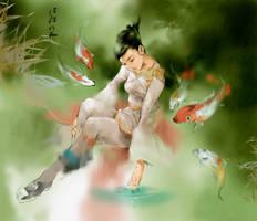 Beauty by zhanglu