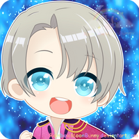 Victor from yuri on ice
