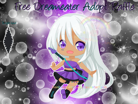 Dreameater Free adopt raffle ends on 22