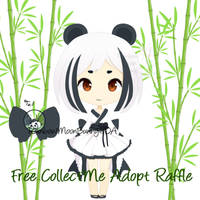 Free CollectMe Adopt Raffle  OPEN by RainbowMoonBunny