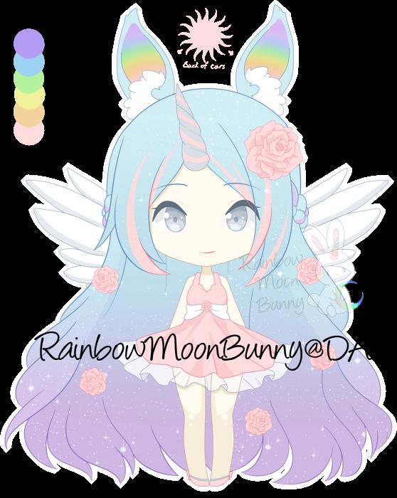 Rainbow Munchie OPEN $10