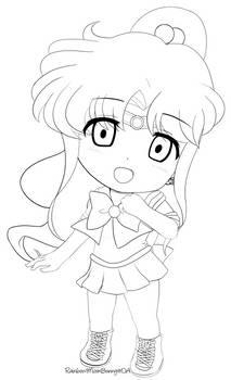 Sailor Jupiter Free 2 Color