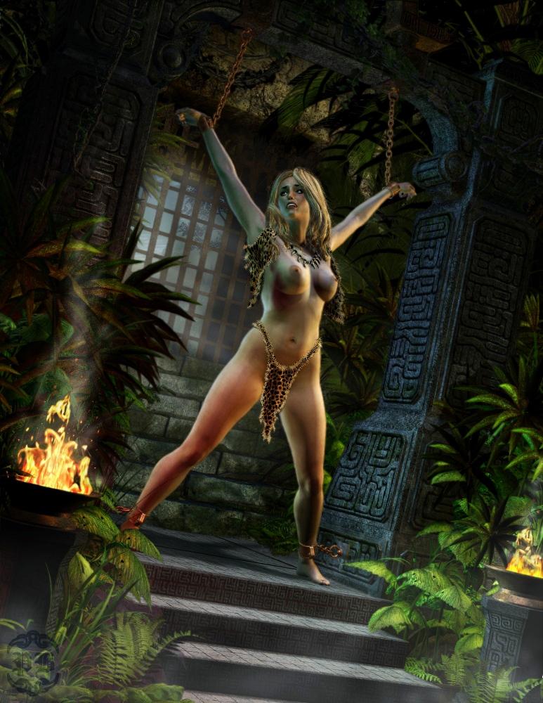 World jungle girl nuked imag 14