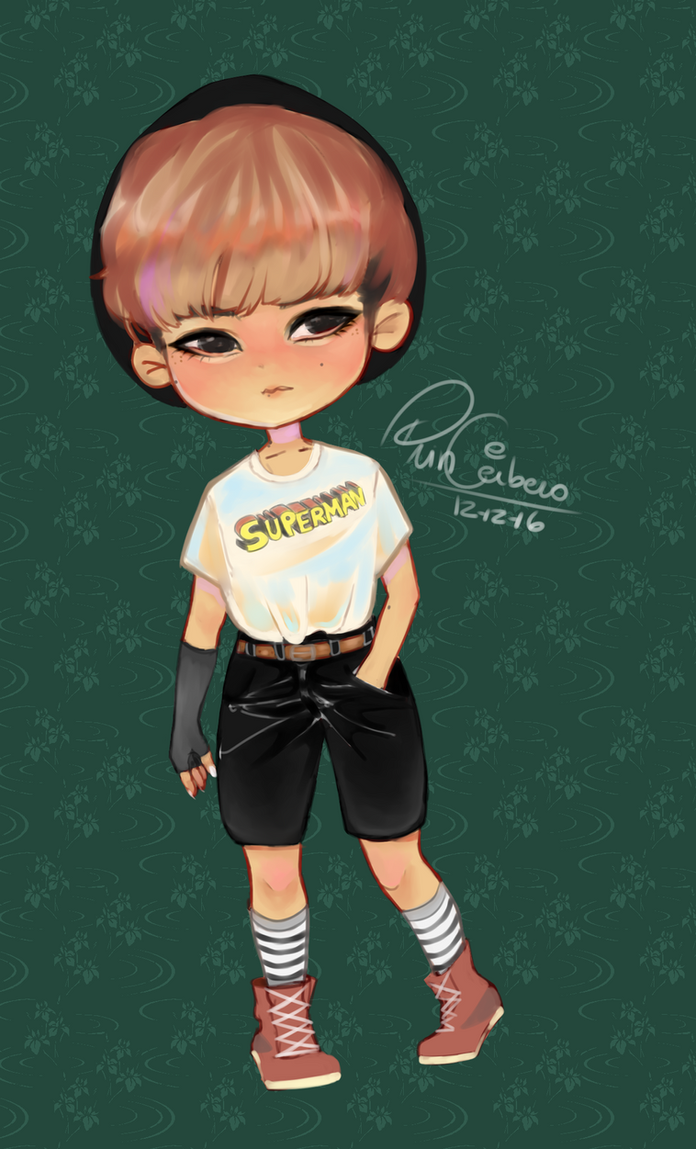 OOTD : fake idol by PrinceCerbero