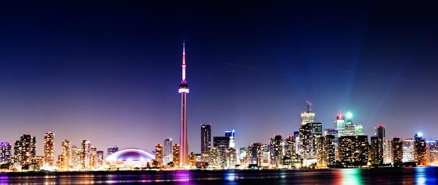 Toronto Panorama 3 by masta-wpk