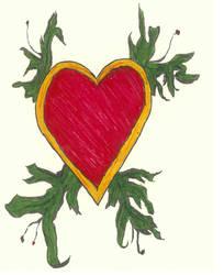 Heart by jyanta