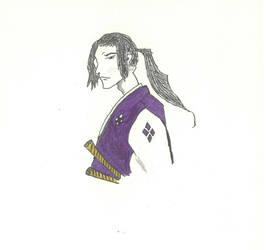 Samurai by jyanta