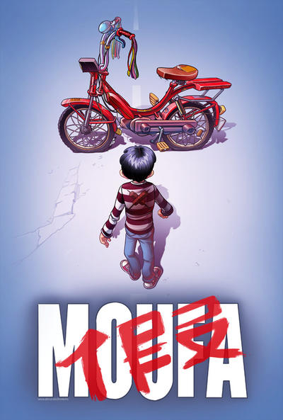 Moufa alternative cover by KOMiotis