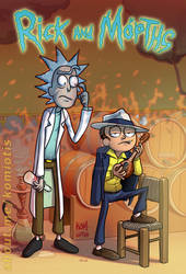 Rick and Mortified