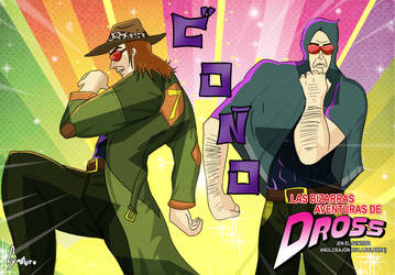 Dross Bizarre Adventure