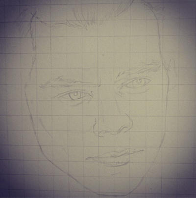 Harry Styles WIP by javier147