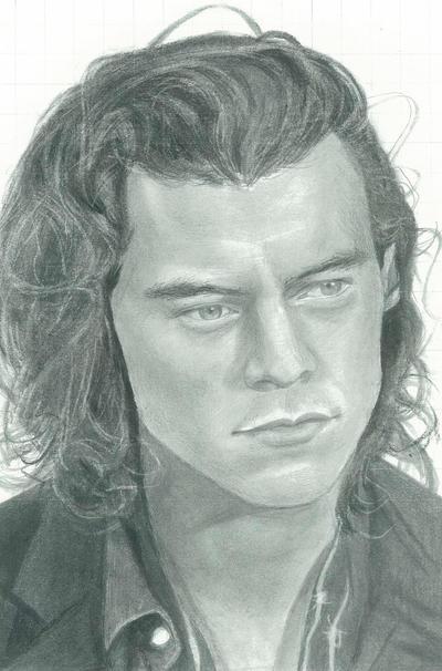 Harry Styles by javier147