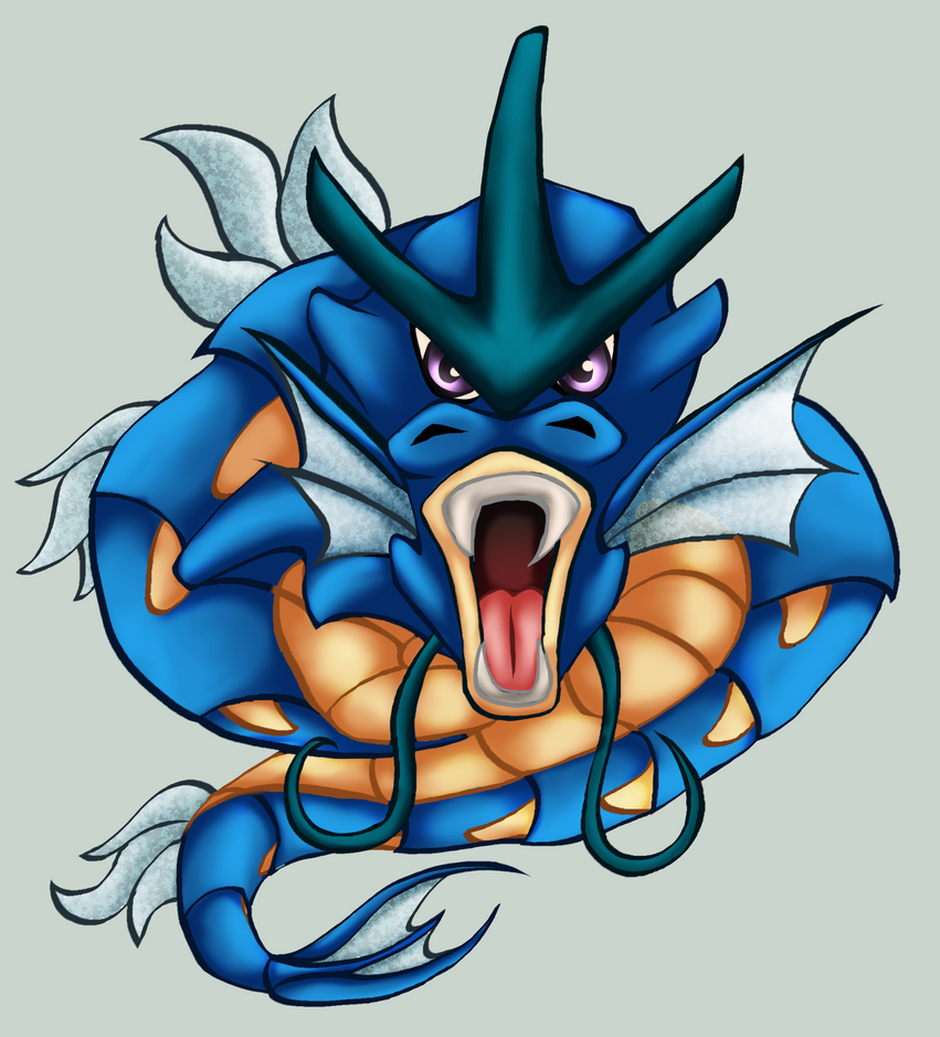 man shouldn't gyarados be abe to learn fly by now ...