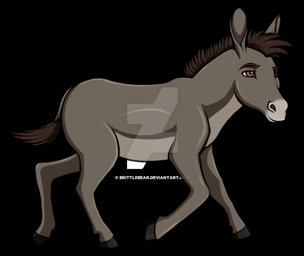 Donkey by Brittlebear