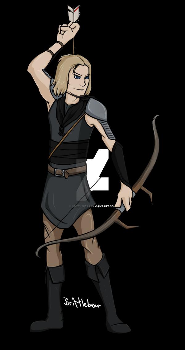 Archer Chris by Brittlebear