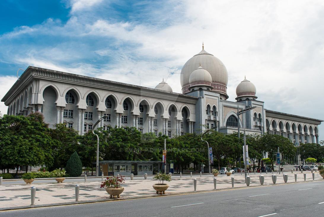 Istana Kehakiman, Putrajaya, Malaysia by evan-p