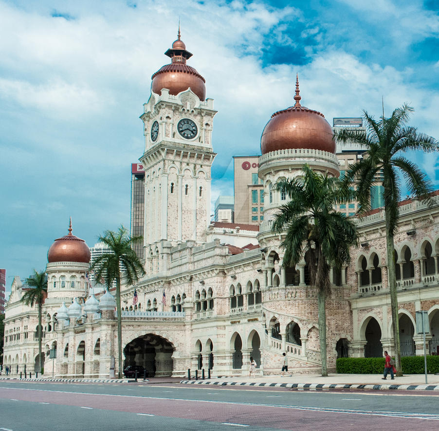 KPKK Building, Kuala Lumpur by evan-p