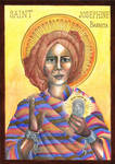 [Icon] St. Josephine Bakhita
