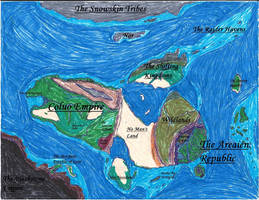 Talso 2.0 Map: Nations by Draco-Aroace-the-1st