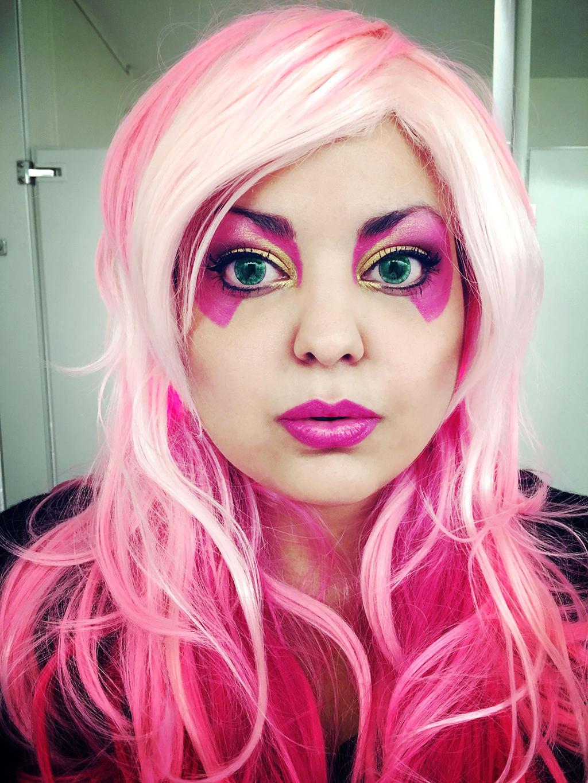 Jem makeup and wig by erichazann on deviantart jem makeup and wig by erichazann jem makeup and wig by erichazann ccuart Images