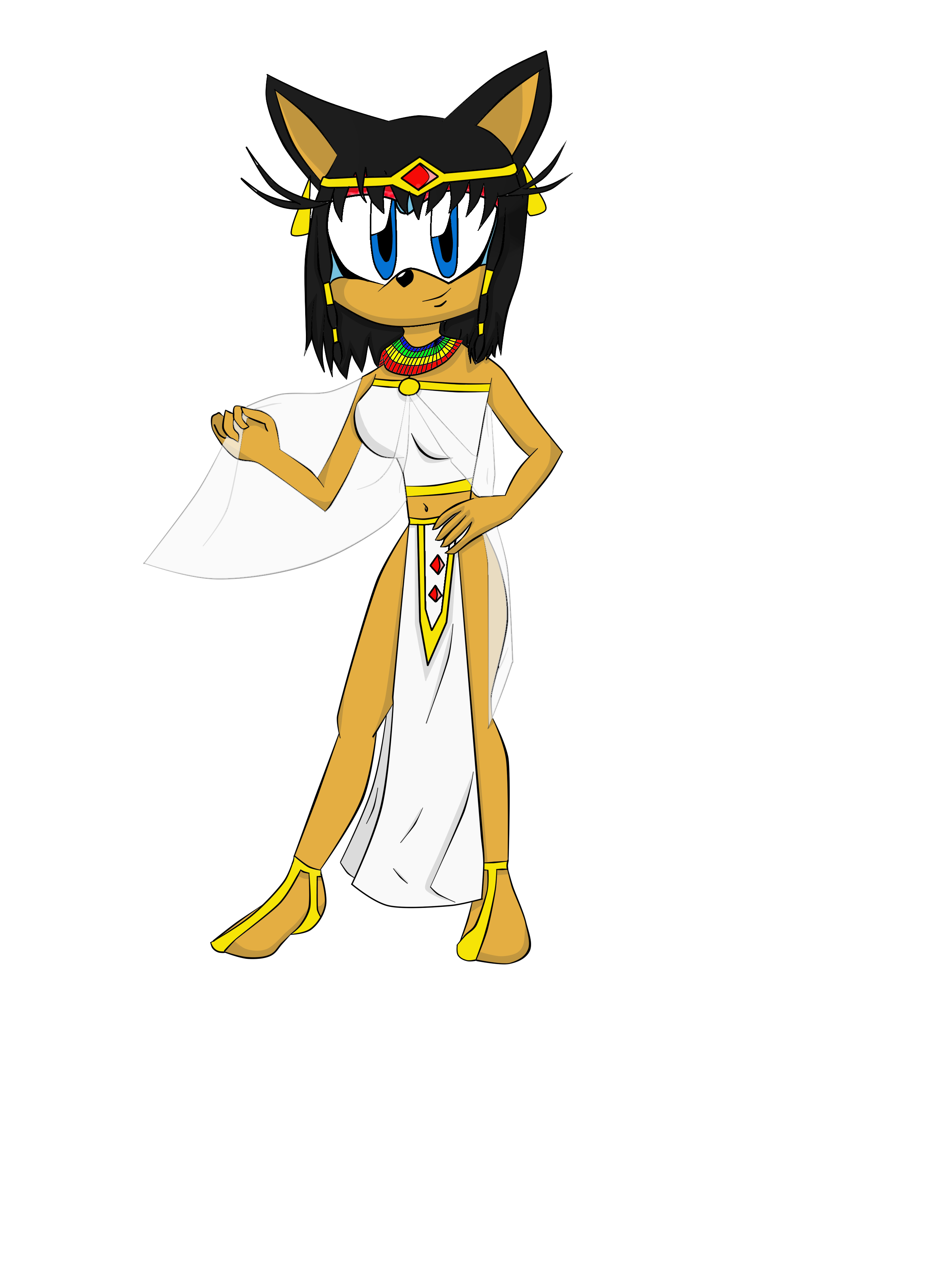 egyptian queen drawing - photo #43