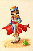 Pepito the Matador by Lord-Giovanni