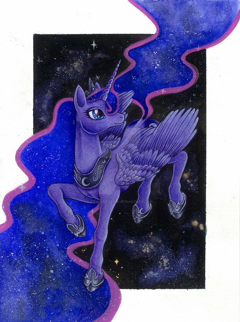 Princess Luna by Lord-Aragoon
