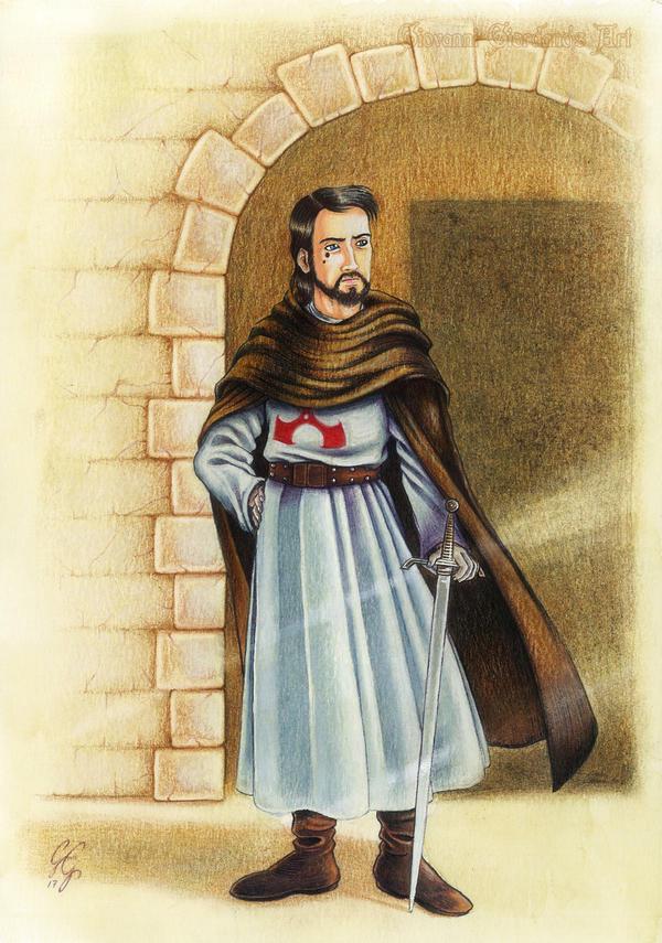 Ignatius Benedictus -commission- by Lord-Aragoon