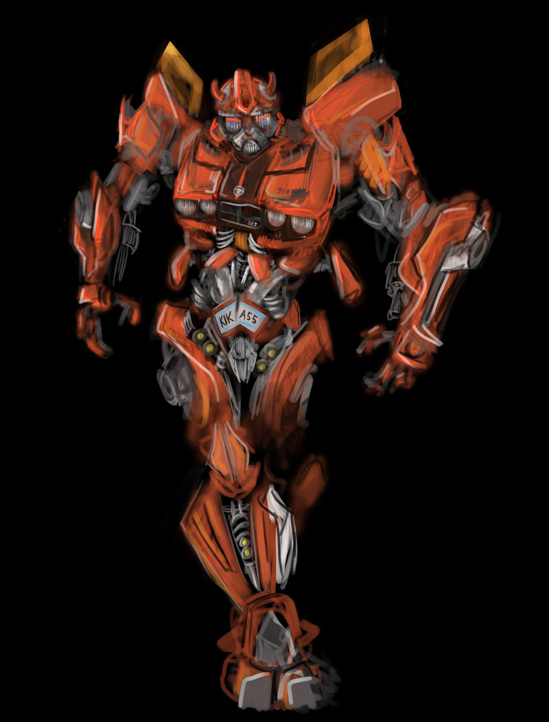 Cliffjumper By Outerarrowhead On Deviantart