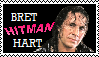 Bret The Hitman Hart by Sour-Sauce-Stamps