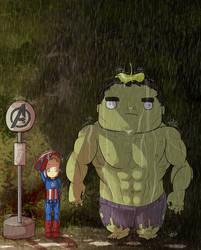 My Neighbour, Hulk