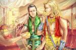 Bazaar in Asgard
