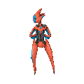 Deoxys sans Whooshy Cape by Axolmotl