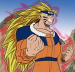 Naruto Super Sayajin