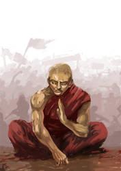 Free Burma by perapera