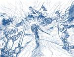 Final Fantasy Tactics sketch