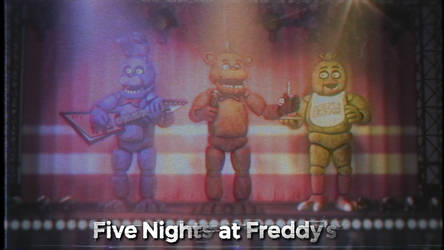 Five Nights at Freddy's 1 Wallpaper