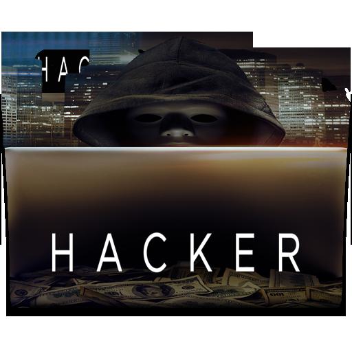 Hacker Folder Icon (2016) by CRAZYFOXXX