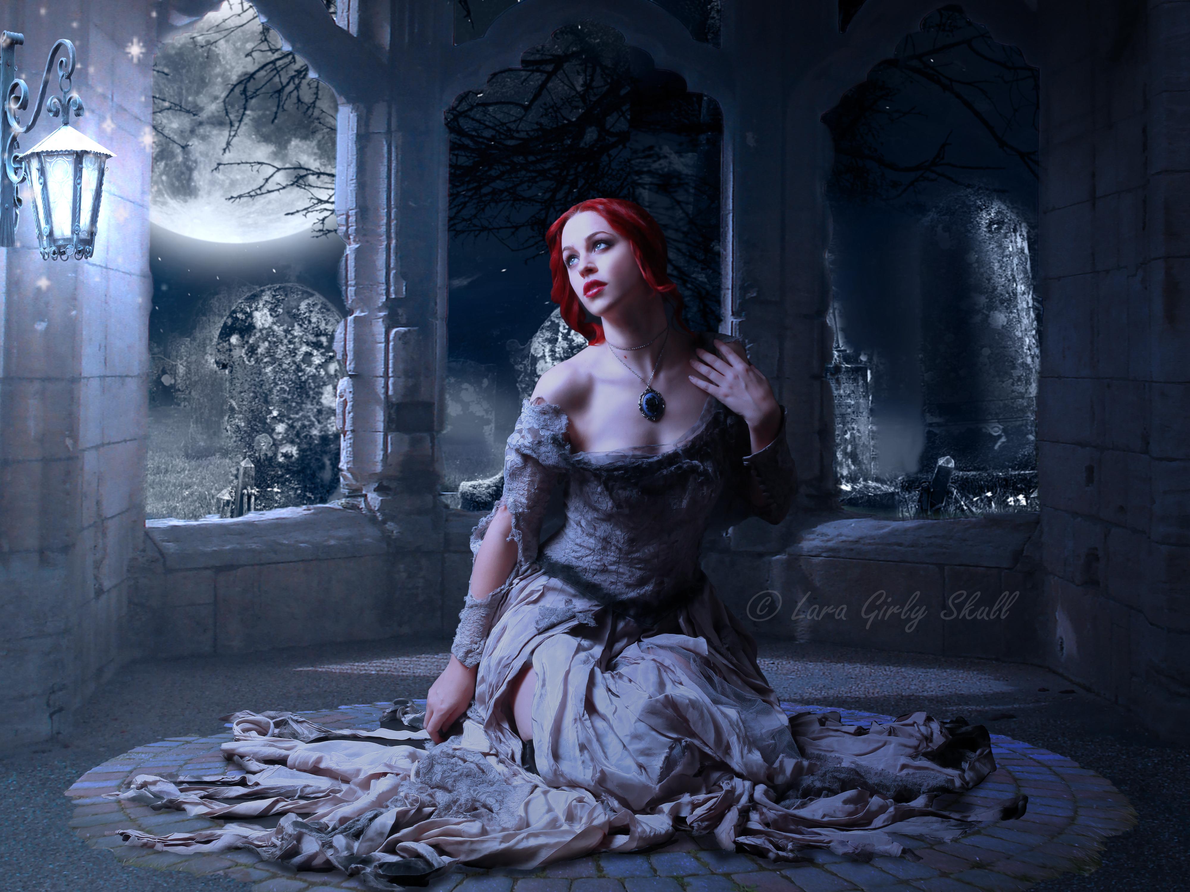 Melancholy by LaraGirlySkull