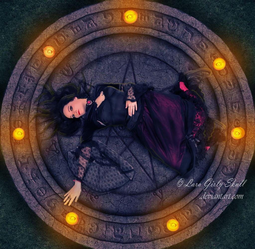 Wiccan by LaraGirlySkull