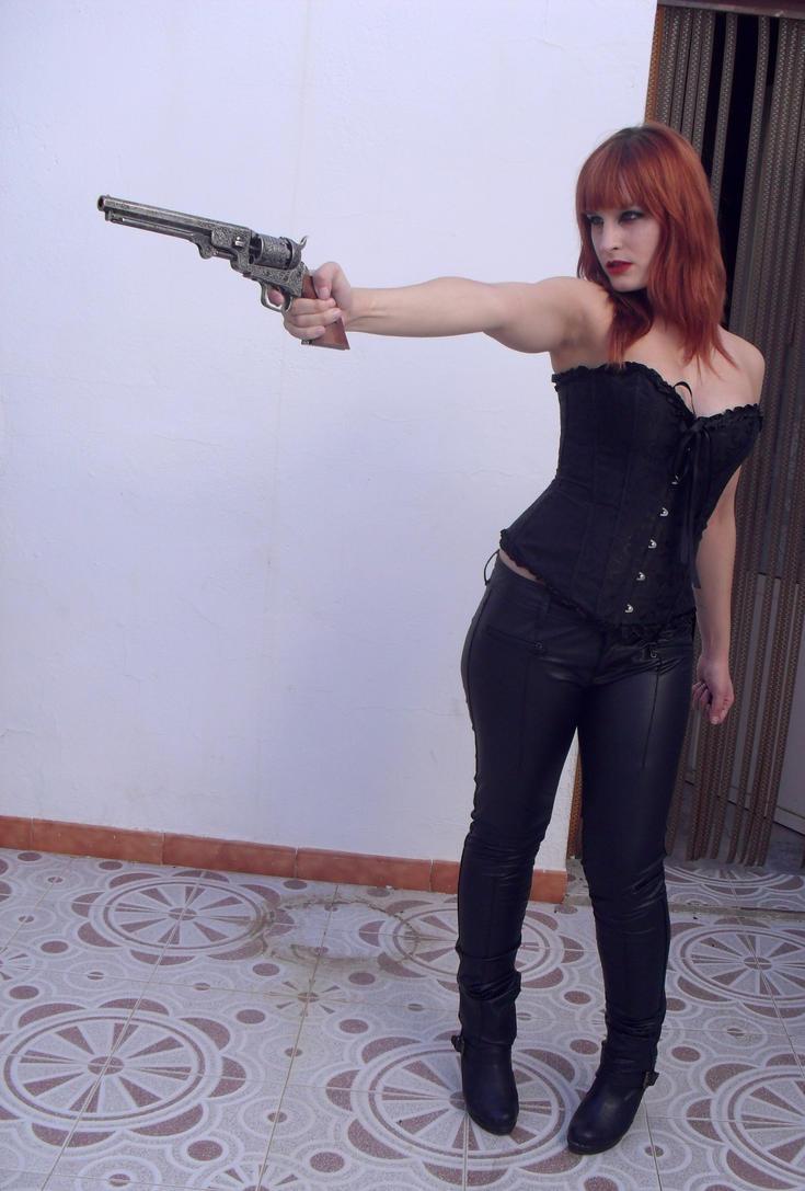 Vampire hunter stock 5 by LaraGirlySkull